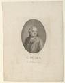 Bildnis des G. Benda, Johann Friedrich Schr ter - um 1810 (Quelle: Digitaler Portraitindex)
