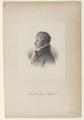 Bildnis des Friedrich Jonas Beschort, um 1820 (Quelle: Digitaler Portraitindex)