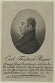 Bildnis des Carl Friedrich Beyme, Johann Daniel Laurenz (1770)-1810 (Quelle: Digitaler Portraitindex)