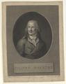 Bildnis des Filippo Hackert, Morace, Ernst-1781/1800 (Quelle: Digitaler Portraitindex)