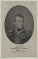 Bildnis des Ludwig, Großherzog von Hessen, Friedrich Leonhard Lehmann (ungesichert)-um 1810 (Quelle: Digitaler Portraitindex)