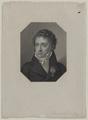 Bildnis des J. Freyh. von Hormayr, 1818/1832 (Quelle: Digitaler Portraitindex)