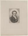 Bildnis des Joseph Freyherr von Hormayr, Tommaso Benedetti - um 1850 (Quelle: Digitaler Portraitindex)