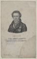 Bildnis des Carl Albert von Kamptz, um 1840 (Quelle: Digitaler Portraitindex)