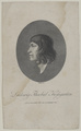 Bildnis des Ludewig Theobul Kosegarten, Carl Hübner-um 1825 (Quelle: Digitaler Portraitindex)