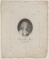 Bildnis der Elisabeth Mara geb. Schmehling, Friedrich Wilhelm Nettling - 1803 (Quelle: Digitaler Portraitindex)