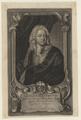 Bildnis des Johannes Mattheson, Haid, Johann Jakob - 1746 (Quelle: Digitaler Portraitindex)