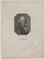 Bildnis des A. G. Meissner, Christian Gottlob Scherf - 1818/1832 (Quelle: Digitaler Portraitindex)