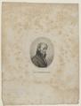 Bildnis des Heinrich August Ottokar Reichard, Friedrich Theodor Müller-um 1820 (Quelle: Digitaler Portraitindex)