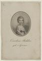 Bildnis der Caroline Pichler, geb. v. Greiner, um 1795 (Quelle: Digitaler Portraitindex)