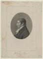 Bildnis des Albrecht Daniel Thaer, um 1790 (Quelle: Digitaler Portraitindex)
