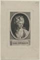 Bildnis der Madame Spengler, Geyser, Christian Gottlieb - um 1800 (Quelle: Digitaler Portraitindex)