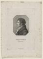 Bildnis des August Wilhelm von Schlegel, Gustav Adolph Ludwig Zumpe-1818/1832 (Quelle: Digitaler Portraitindex)