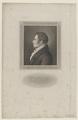 Bildnis des August Wilhelm von Schlegel, um 1840 (Quelle: Digitaler Portraitindex)