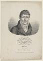 Bildnis des Aubin Louis Millin, Boilly, Julien L opold - 1820/1823 (Quelle: Digitaler Portraitindex)