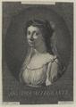 Bildnis der Maddalena Allegranti, Stoelzel, ? - um 1800 (Quelle: Digitaler Portraitindex)