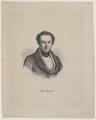 Bildnis des W. Menzel, Kneisel, August-um 1850 (Quelle: Digitaler Portraitindex)