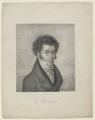 Bildnis des I. Moscheles, um 1850 (Quelle: Digitaler Portraitindex)