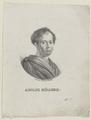 Bildnis des Adolph M�llner, E. P nicke - um 1850 (Quelle: Digitaler Portraitindex)