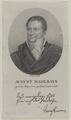 Bildnis des August Mahlmann, C. Ermer-um 1830 (Quelle: Digitaler Portraitindex)