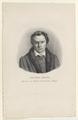 Bildnis des Wolfgang Menzel, Ludwig Igelsheimer-1827/1840 (Quelle: Digitaler Portraitindex)
