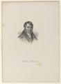 Bildnis des Heinrich Bethmann, um 1830 (Quelle: Digitaler Portraitindex)