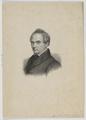Bildnis des Clemens von Brentano, 1850 (Quelle: Digitaler Portraitindex)