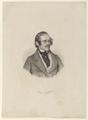 Bildnis des Eduard von Bauernfeld, L mmel, H. - 1850/1900 (Quelle: Digitaler Portraitindex)