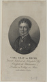 Bildnis des Carl Garf von Br�hl, Meno Haas - 1825 (Quelle: Digitaler Portraitindex)