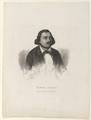 Bildnis des Berthold Auerbach, Weger (ungesichert) - 1851/1900 (Quelle: Digitaler Portraitindex)