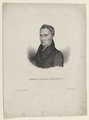 Bildnis des Bernh. Aug. Lindenau, Fr. Röder-um 1850 (Quelle: Digitaler Portraitindex)