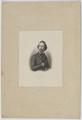 Bildnis des Emanuel Geibel, August Spieß-1851/1900 (Quelle: Digitaler Portraitindex)