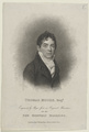 Bildnis des Thomas Espr Moore, Henry Colburn-1818 (Quelle: Digitaler Portraitindex)