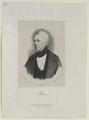 Bildnis des Friedrich von Raumer, May, Gustav - um 1850 (Quelle: Digitaler Portraitindex)