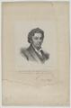 Bildnis des Moritz Retzsch, Valentin Schertle - 1835 (Quelle: Digitaler Portraitindex)