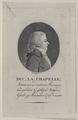 Bildnis des Anne-Jean-Pascal-Chrysostome, Duc de la Chapelle, Rudolf Zacharias Becker-1802 (Quelle: Digitaler Portraitindex)