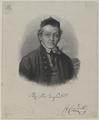 Bildnis des Ignaz Franz Castelli, Carl Kotterba - um 1840 (Quelle: Digitaler Portraitindex)