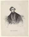 Bildnis des Emil Devrient, Monogrammist P. (um 1820)-um 1820 (Quelle: Digitaler Portraitindex)