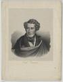 Bildnis des Emil Devrient, Carl Heinrich Kitzerow-um 1820 (Quelle: Digitaler Portraitindex)