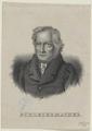 Bildnis des Friedrich Ernst Daniel Schleiermacher, 1801/1850 (Quelle: Digitaler Portraitindex)