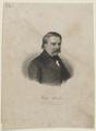Bildnis des Moritz von Schwind, H ssener, Auguste - um 1850 (Quelle: Digitaler Portraitindex)