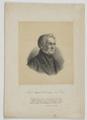 Bildnis des Karl August Varnhagen von Ense, Gottheiner, P. - 1801/1900 (Quelle: Digitaler Portraitindex)