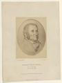 Bildnis des Johann Peter Hebel, Fedor Iwanowitsch - um 1880 (Quelle: Digitaler Portraitindex)