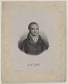 Bildnis des Johann Peter Hebel, Oberm ller, A. - 1850 (Quelle: Digitaler Portraitindex)
