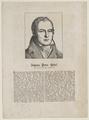 Bildnis des Johann Peter Hebel, 1854 (Quelle: Digitaler Portraitindex)