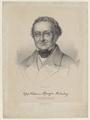 Bildnis des Joseph Freiherr von Hormayz-Hortenburg, Johann Fischbach (ungesichert) - 1848 (Quelle: Digitaler Portraitindex)
