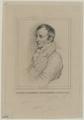 Bildnis des Joseph von Hammer-Purgstall, Tommaso Benedetti - 1812/1863 (Quelle: Digitaler Portraitindex)