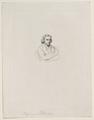 Bildnis des Hoffmann von Fallersleben, 1801/1900 (Quelle: Digitaler Portraitindex)