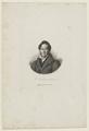 Bildnis des Adam Gottlieb Oehlenschl�ger, Ed. Schuler - 1801/1900 (Quelle: Digitaler Portraitindex)