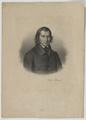 Bildnis des Wilhelm Grimm, Weisse (1843)-1843 (Quelle: Digitaler Portraitindex)
